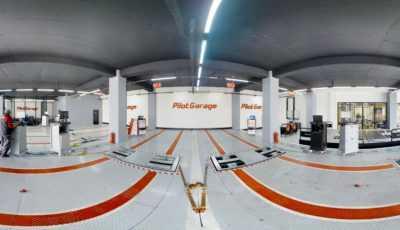Pilot Garage Oto Ekspertiz 3D Sanal Tur
