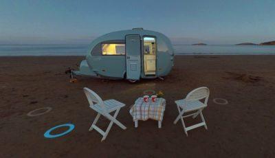Barefoot Caravan Model 3D Tour