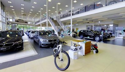 BMW & MINI Renova Showroom Virtual Tour