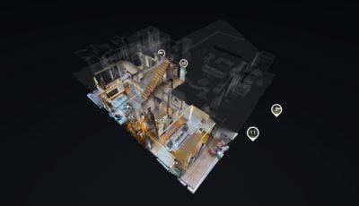 Nidapark İstinye | 4,5+1 Dubleks 3D Sanal Tur