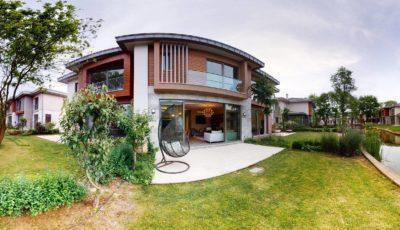 Dekar Kıyıbahçe C141 – 141 m² 2+1 Bahçeli Ara Dubleks