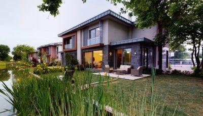 Dekar Kıyıbahçe A200 – 200 m² 4+1 Bahçeli Dubleks