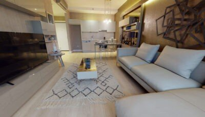 Deluxia Park Residence 2+1 B Tipi 3D Sanal Tur